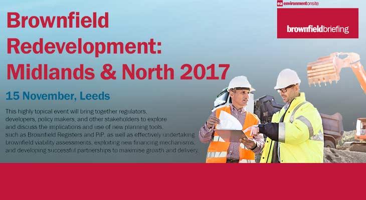 Brownfield Development Midlands & North <br>15th November
