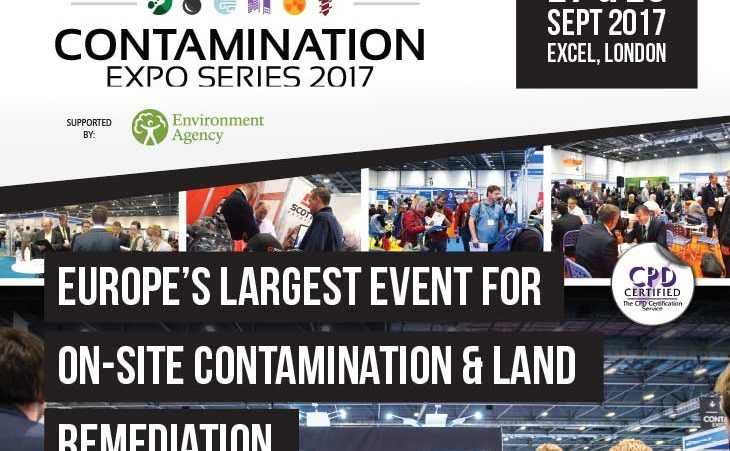 Contaminated Land Expo 2017<br>27th – 28th September 2017